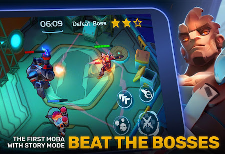 Planet of Heroes – MOBA PVP meets Brawler Action 16