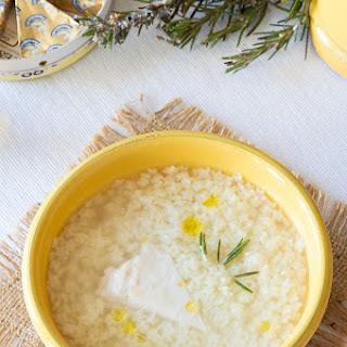 Pastina Soup {Minestrina} Recipe