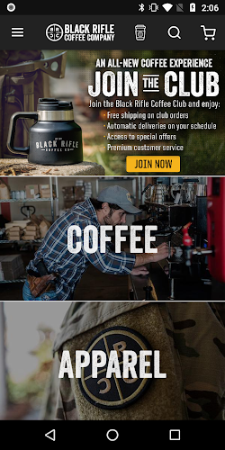 Preuzmi profil za kavu