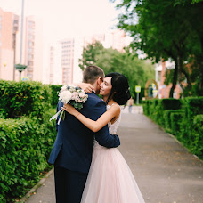 Wedding photographer Natalya Agapova (NatashaAgapova). Photo of 21.07.2018