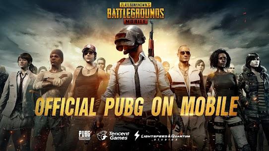PUBG MOBILE Apk Latest version Download 1