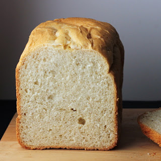 Bread Machine Loaf with Wheat Germ