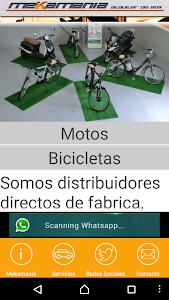 Talleres Mekamania screenshot 3