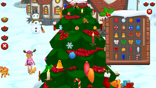 Foto do Holiday Village: Christmas Tree Decorating