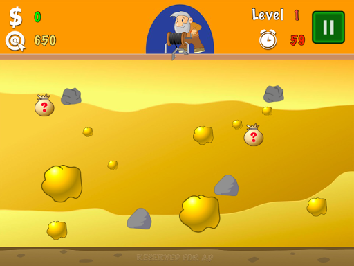 Gold Miner Classic Lite screenshot 12