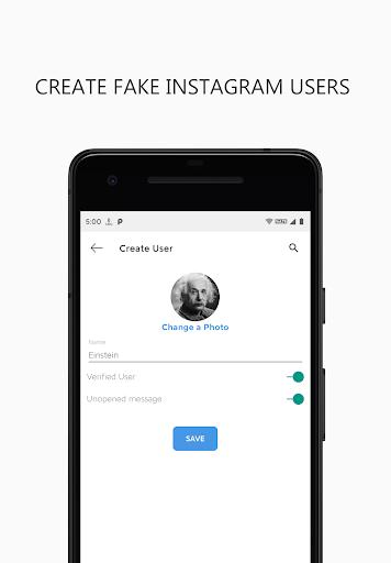 Apk fake instagram chat Fake Chat