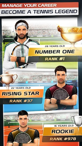 TOP SEED – Tennis Manager v2.15.7 [Mod]
