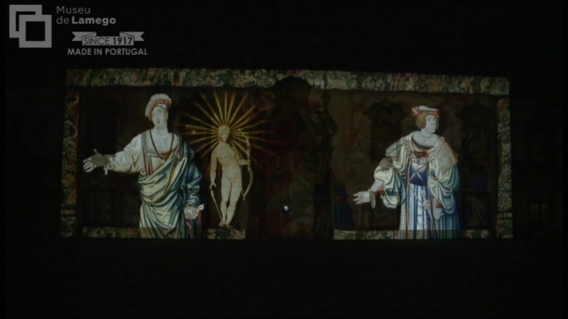 VIDEO MAPPING | Centenário do Museu de Lamego [1917-2017]