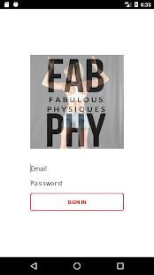 Fabulous Physiques - náhled