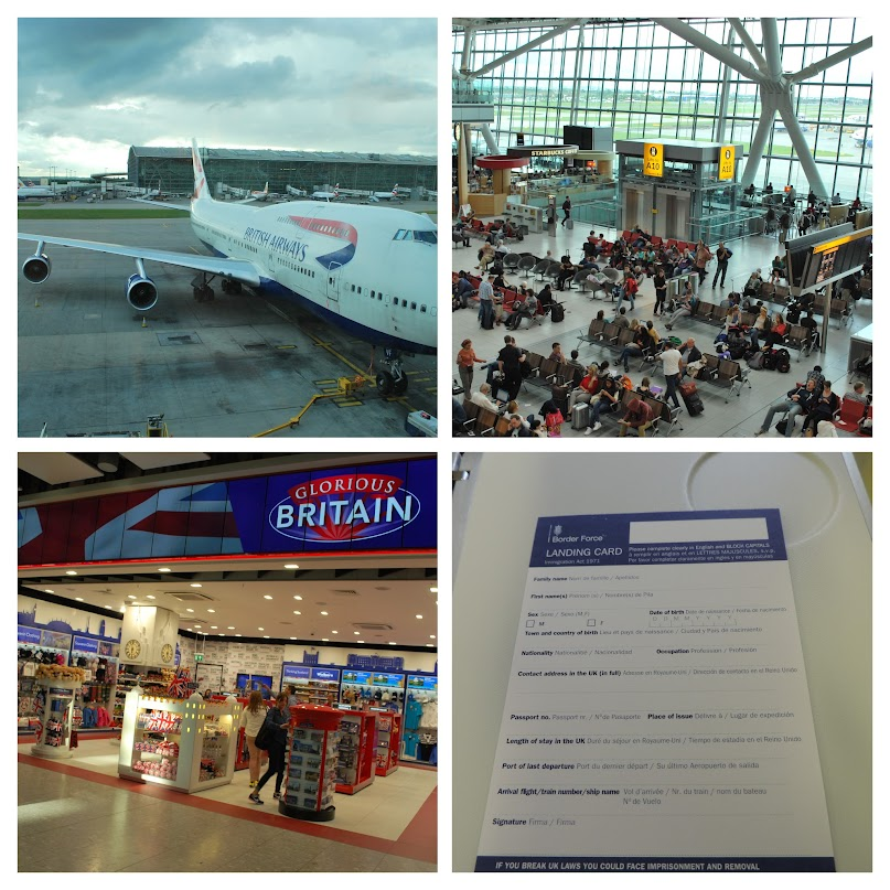 British Airways, LHR, London