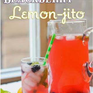 Blackberry Lemon-jito - #MixItUp2014