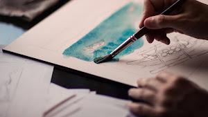 créer un site d'artiste