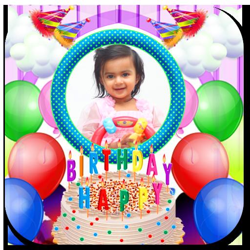 Happy Birthday Photo Frames (app)