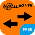 Gallagher Animal Data Transfer icon