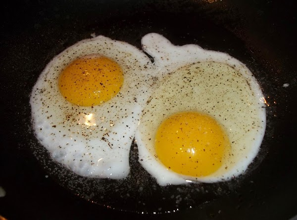 Make your eggs.