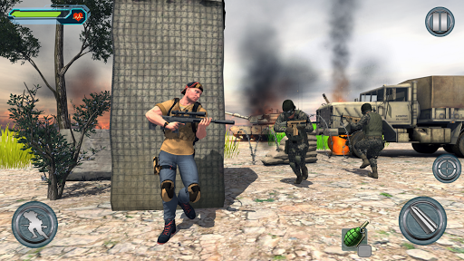 Army Commando Counter Terrorist apkmind screenshots 5