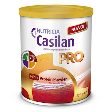Proteína Nutricia   Casilan Pro High Alimento proteinico x 225Gr