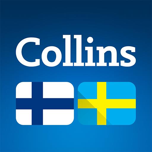 Collins Swedish<>Finnish Dictionary Icon