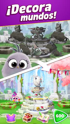 Angry Birds Match 3 screenshot 3