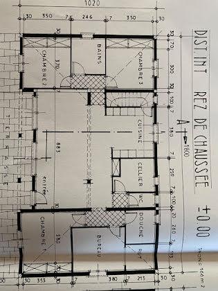 Vente maison 12 pièces 166 m2