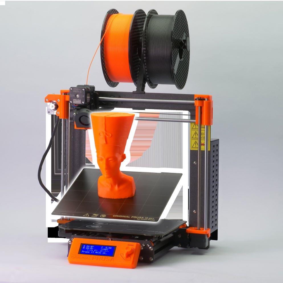 Imprimantă 3D Prusa MK3S