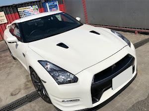 NISSAN GT-R  ピュアエディション2013のカスタム事例画像 新幹線マンさんの2018年04月28日14:47の投稿