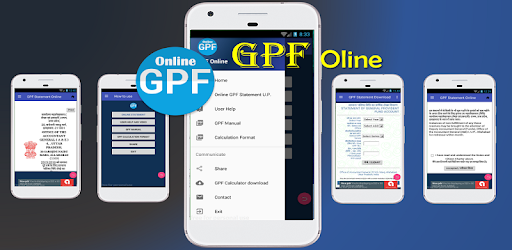 GPF Online Statement - Apps on Google Play