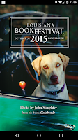 Screenshot of Louisiana Book Festival