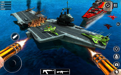 FPS Gunner Shooter: Commando Mission Game 1.0.16 screenshots 6