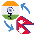 Indian rupee Nepalese rupee / INR to NPR Converter icon