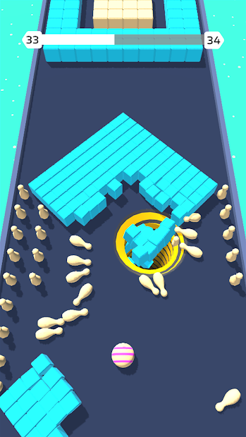 Hollo Ball Android App Screenshot