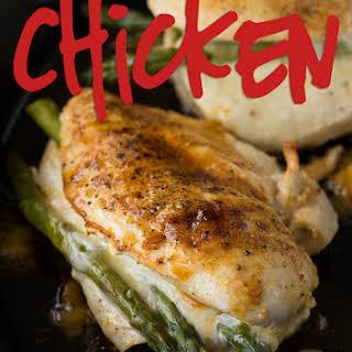 Asparagus Stuffed Chicken Breast Recipes.