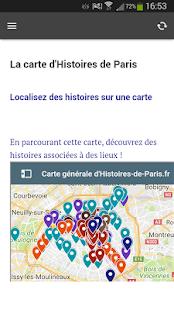 Histoires de Paris - náhled