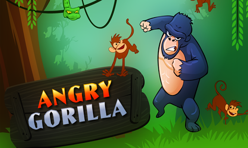 Angry Gorilla Screenshot