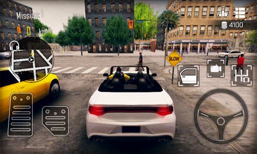 Real Car Parking - Open World City Driving school 2.4 screenshots 2