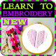 Learn to embroider step by step for PC-Windows 7,8,10 and Mac