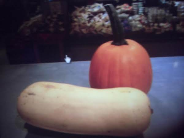 Sweet And Sour Winter Squash Recipe