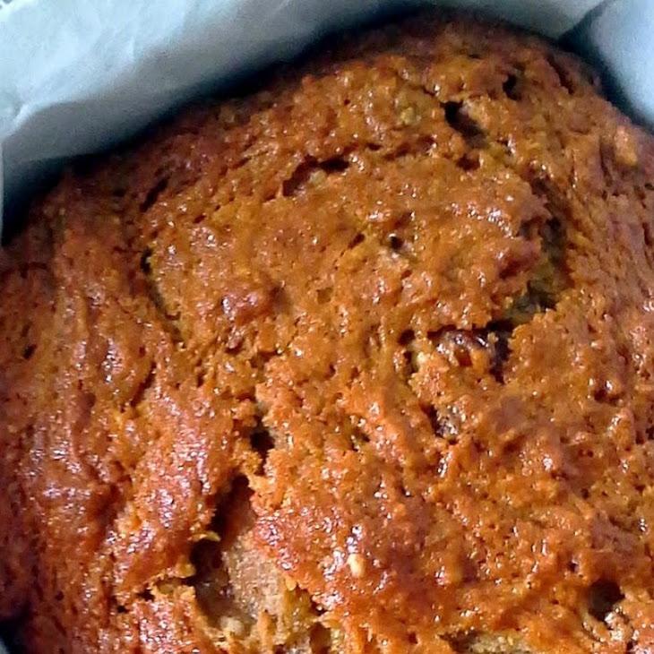 Persimmon Rum Bread