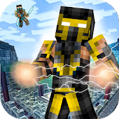 Block Mortal Survival Battle