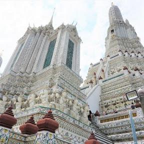 タイ・バンコクの三大寺院の1つ!白く生まれ変わったフォトジェニックなワット・アルン