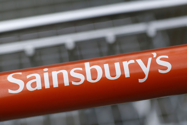 Sainsbury's is the UK's third-biggest grocer. Picture: REUTERS