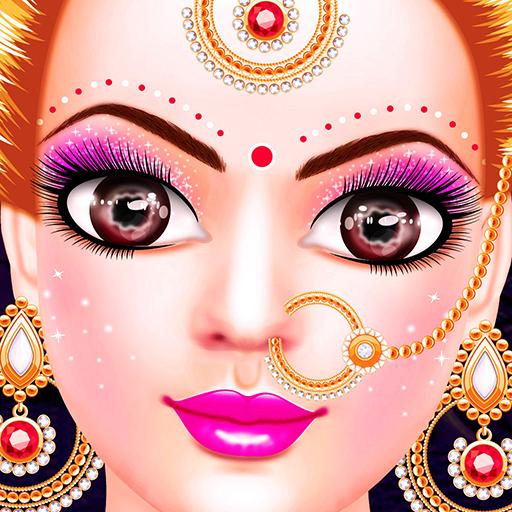 Indian Doll - Bridal Fashion Salon (game)