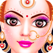 Royal Indian Doll Wedding Salon : Marriage Rituals‏