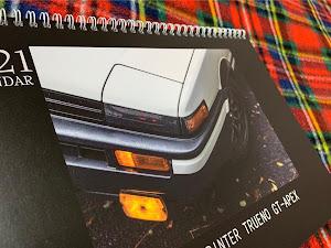 スプリンタートレノ AE86 GT-APEXのカスタム事例画像 イチDさんの2020年12月26日20:45の投稿