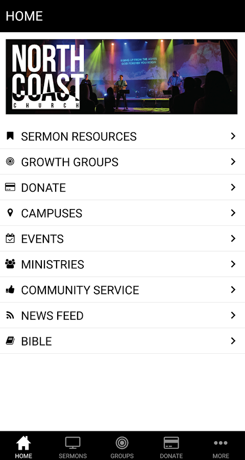 Church App - Tithe.ly- screenshot