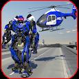 Police War Robot Superhero apk