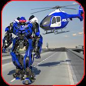 Tải Game Cảnh sát chiến Robot Superhero
