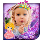 Princess Photo Frames Maker