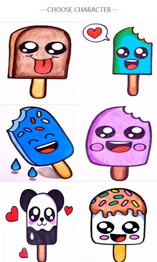 How To Draw Cute Ice Creams 2.0 screenshots 1