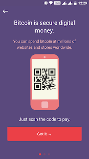 CoinBank - Safe Bitcoin Wallet- screenshot thumbnail